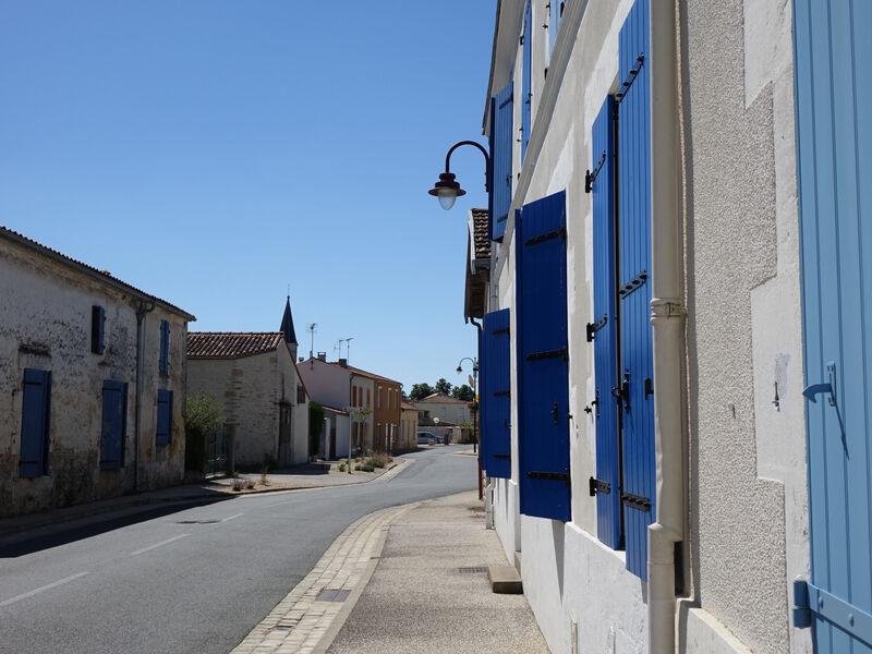 Village de Saint Germain de Marencennes