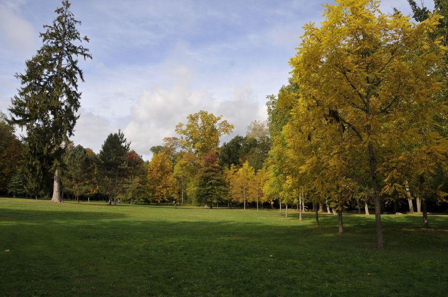 Parc des Célestins