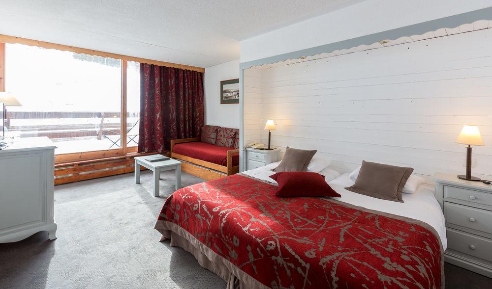 chambre quadruple Belambra HOTEL  Cachette