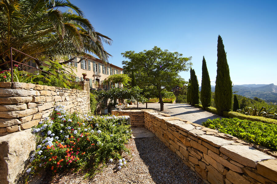 Chateau Pibarnon - Outside - Chateau Pibarnon