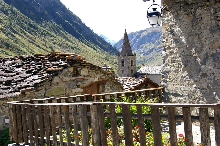 Bonneval sur Arc, village station pépite