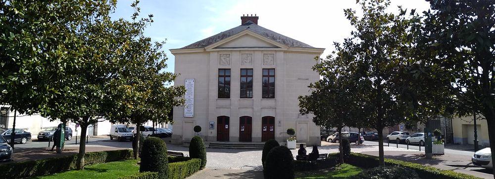 Journées Européennes du Patrimoine - Théâtre intercommunal