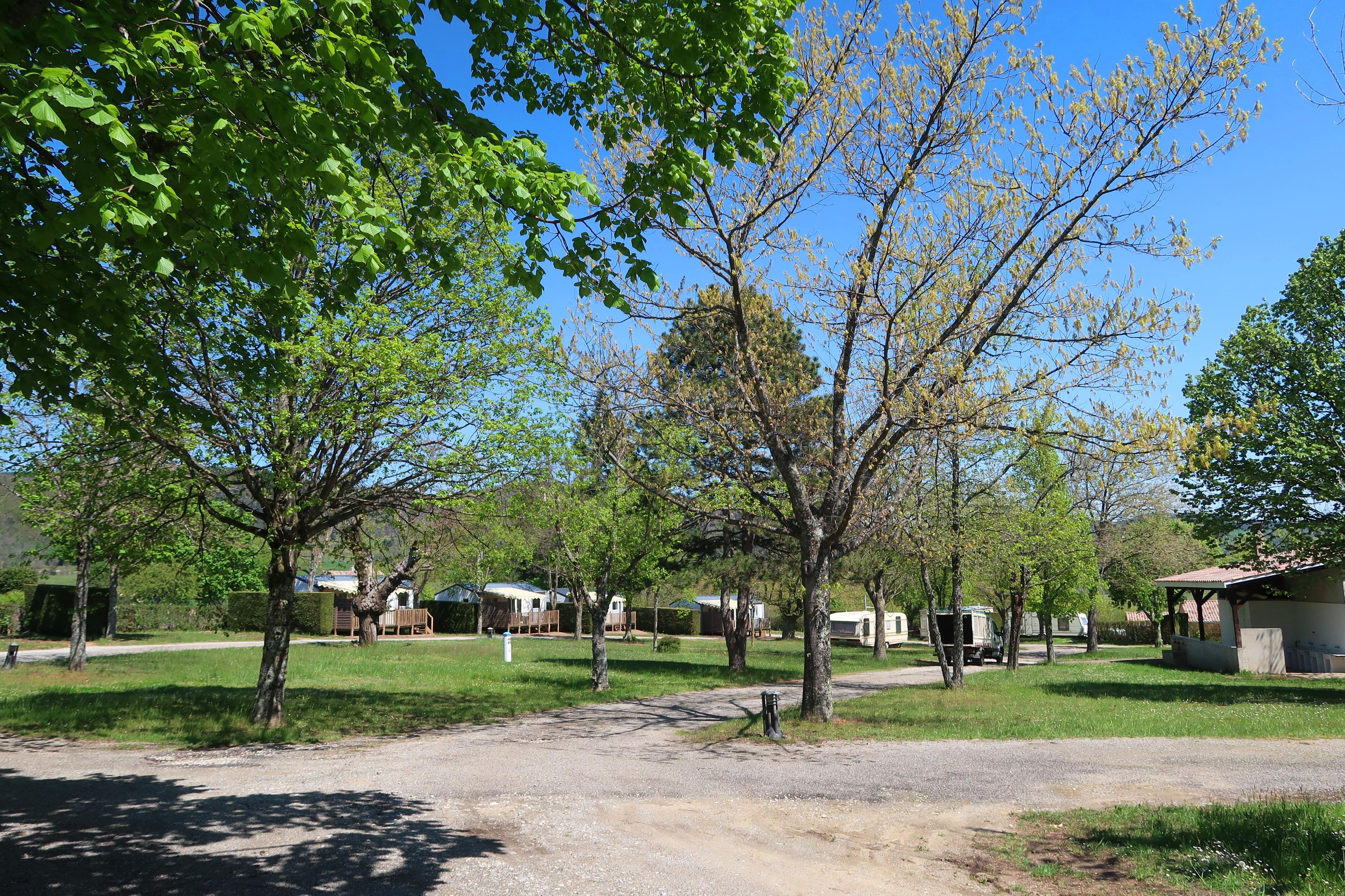 Camping municipal Le Bois de Prat