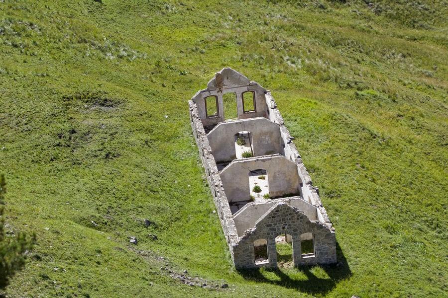 Forts des Gondrans - Office de Tourisme de Montgenèvre