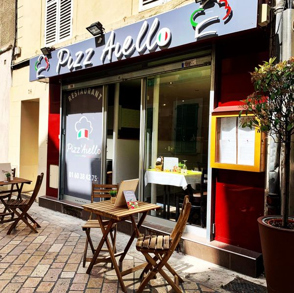 Restauration rapide Pizz'Aiello  à Meaux