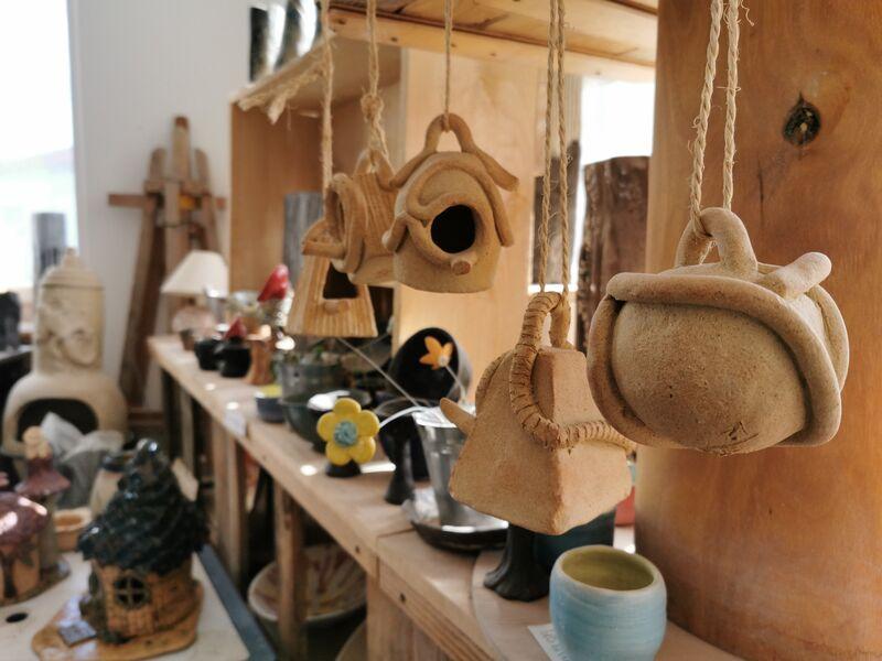 Boutique poterie et céramique