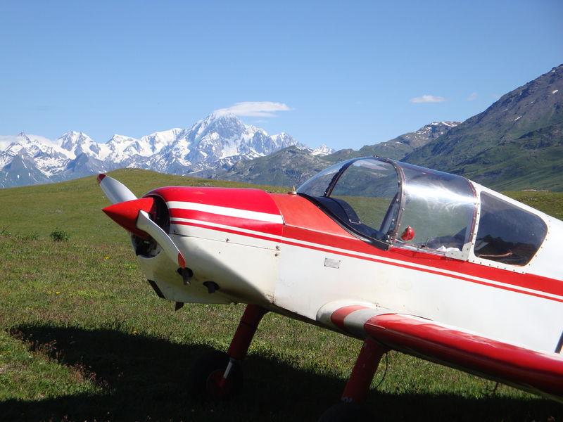 Avion 2 Aéroclub Les Ailes de Maurienne