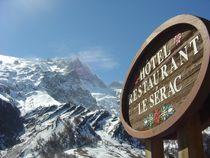 Vue sur la Meije et ses glaciers - @LaSerac