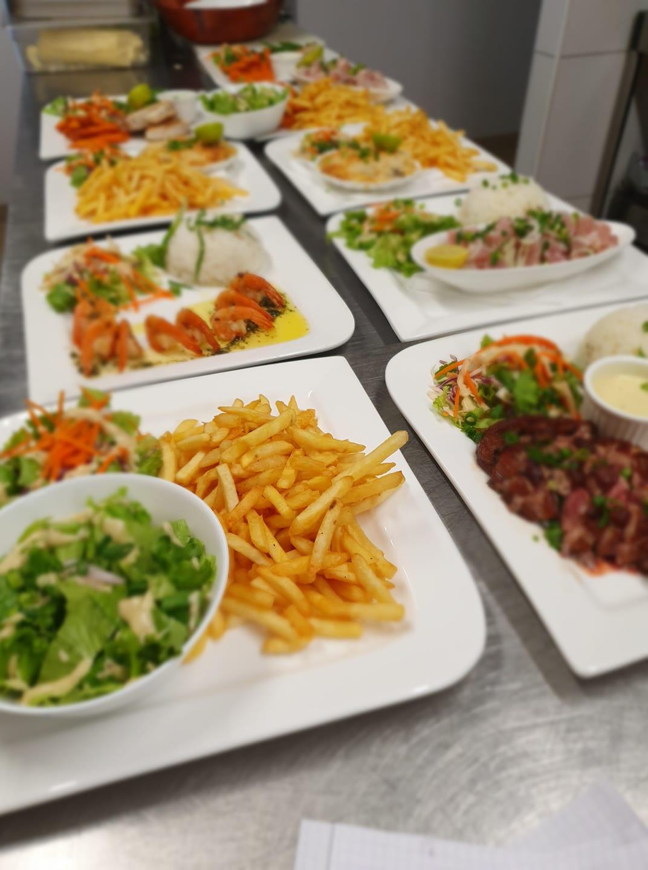 Auberge de Gaulle Restaurant
