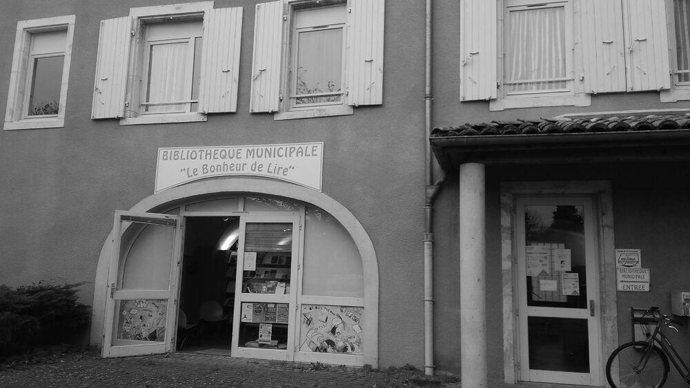 Bibliothèque Municipale Le Bonheur de Lire