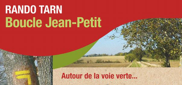 Randonnée Boucle Jean-Petit