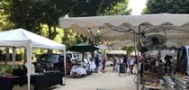 Marché nocturne artisanal et producteur - Vals-les-Bains