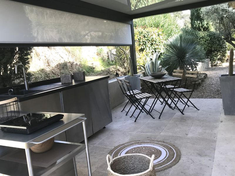 Outdoor kitchen - Outdoor kitchen - Zoro Carole