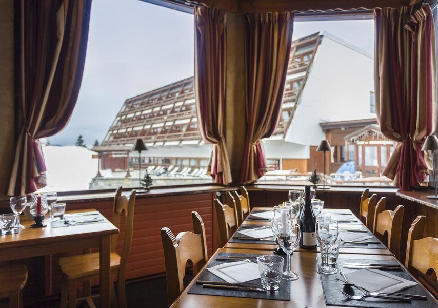 table restaurant Belambra HOTEL  Cachette