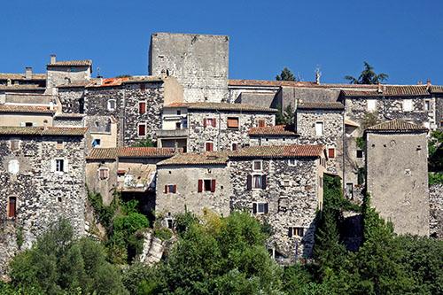 Journées Européennes du Patrimoine : Visite commentée du village médiéval fortifié