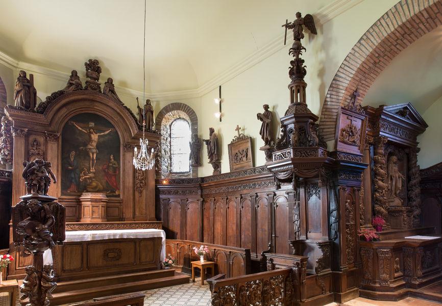 Eglise de Lacalm