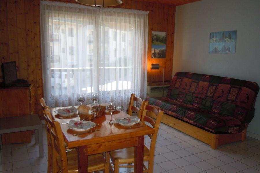 Chalet la Cliant – L'Érable – 4 people