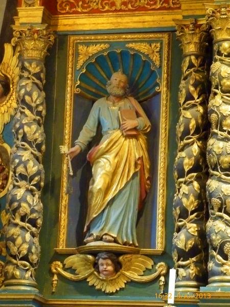 Saint Pierre et les clés du paradis