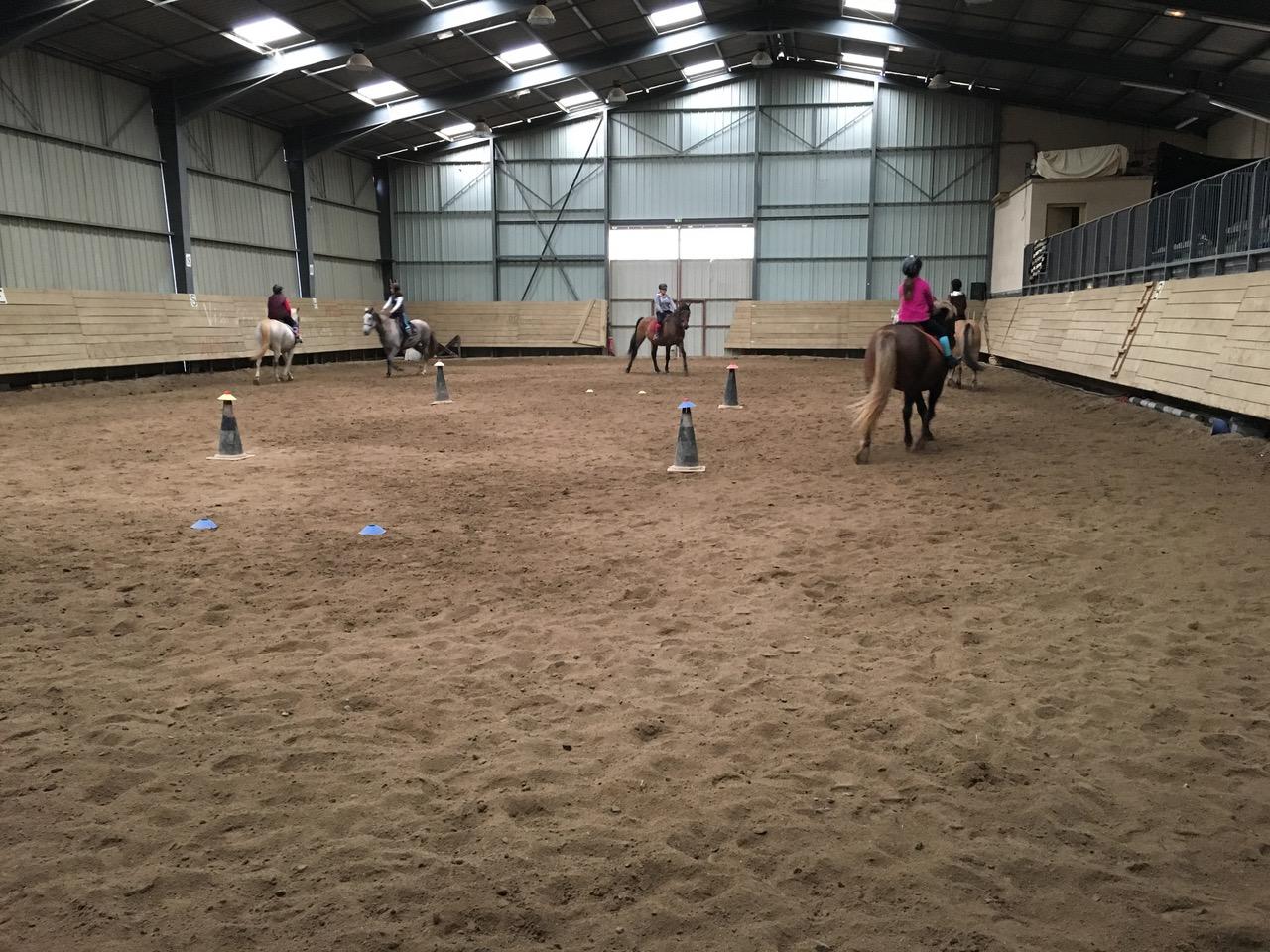 Cours d'équitation au Ranch Equestre du Barrez