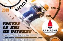 X Speed Ski Tour Haute Savoie