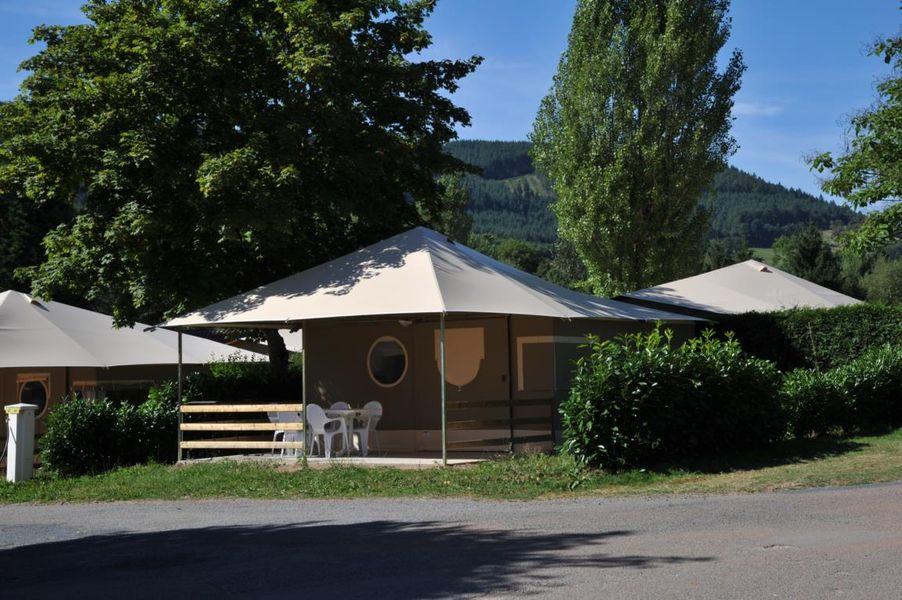 Lodge Camping Lac Des Sapins