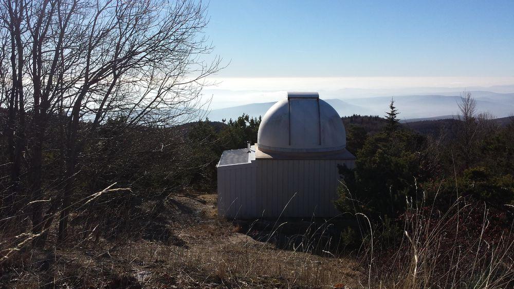 Société Astronomique de la Montagne de Lure