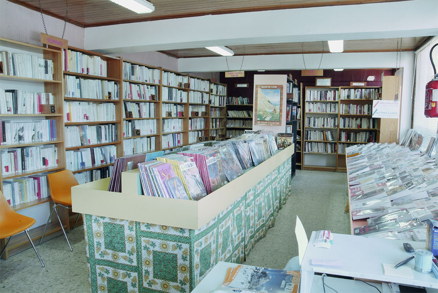 image bibliothèque AEP