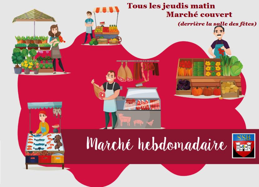 Marché de Pays à Labastide-Rouairoux