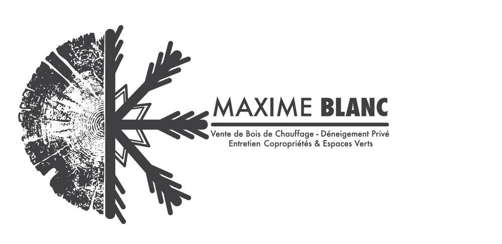 Déneigement - Esp. verts - Bois - Maxime Blanc