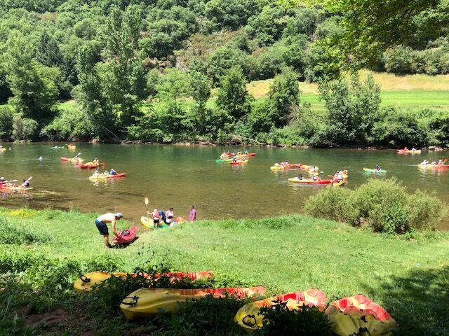 Base de Canoë Kayak Lo Capial