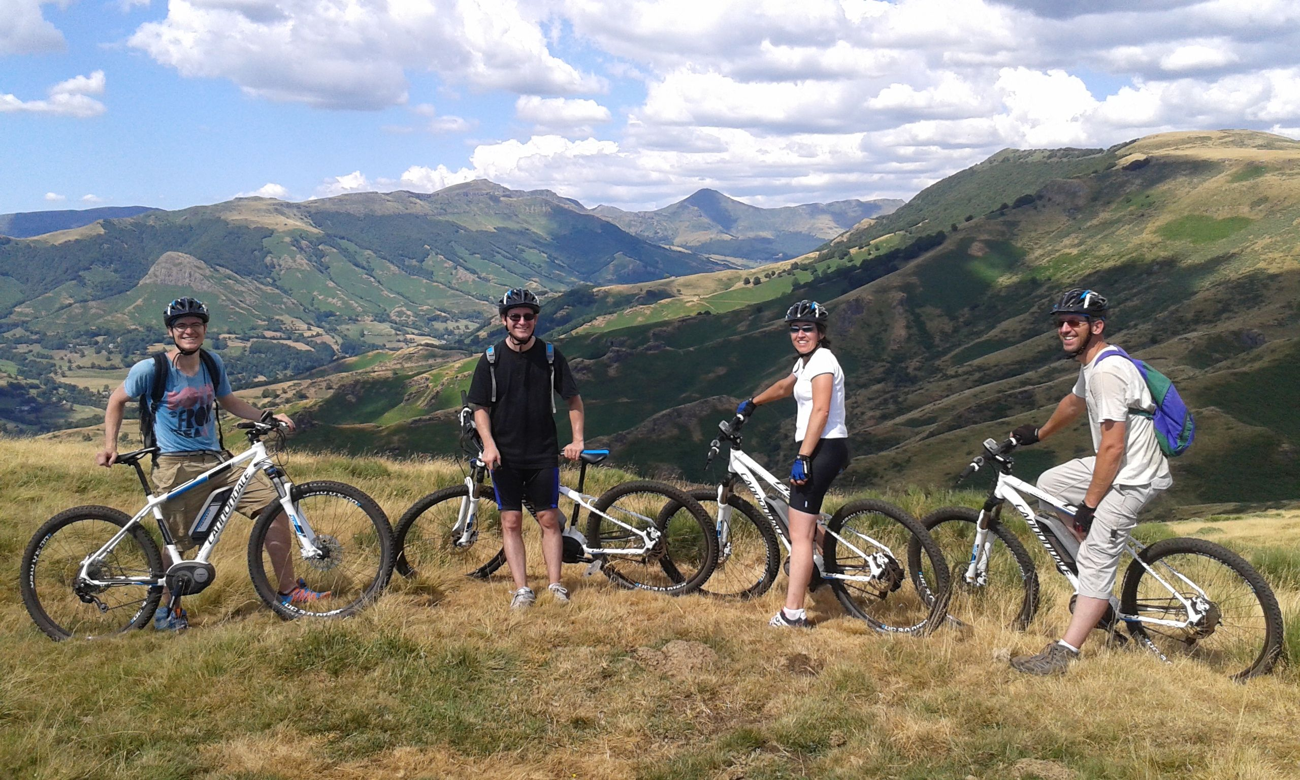 Guide service Office of Auvergne - MTB Electric