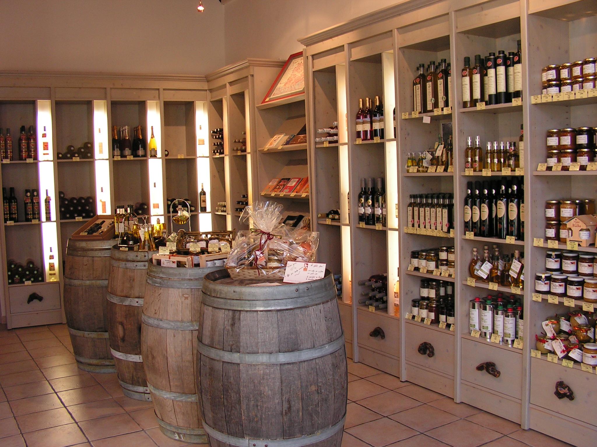 boutique Maison du terroir