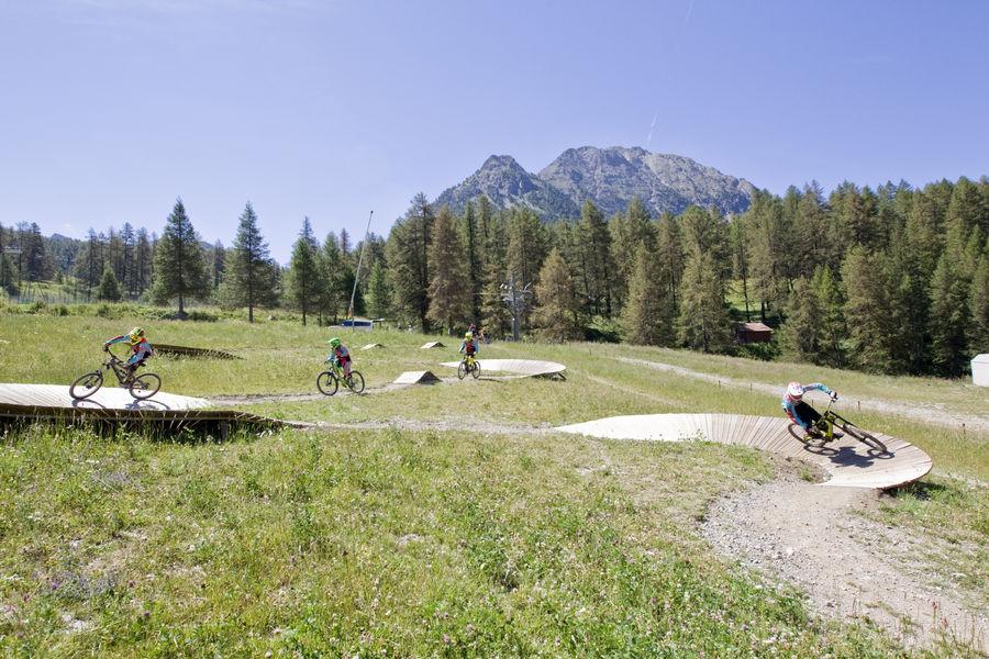 Bike Park de Montgenevre - Bike Park de Montgenevre - Thibaud Durand