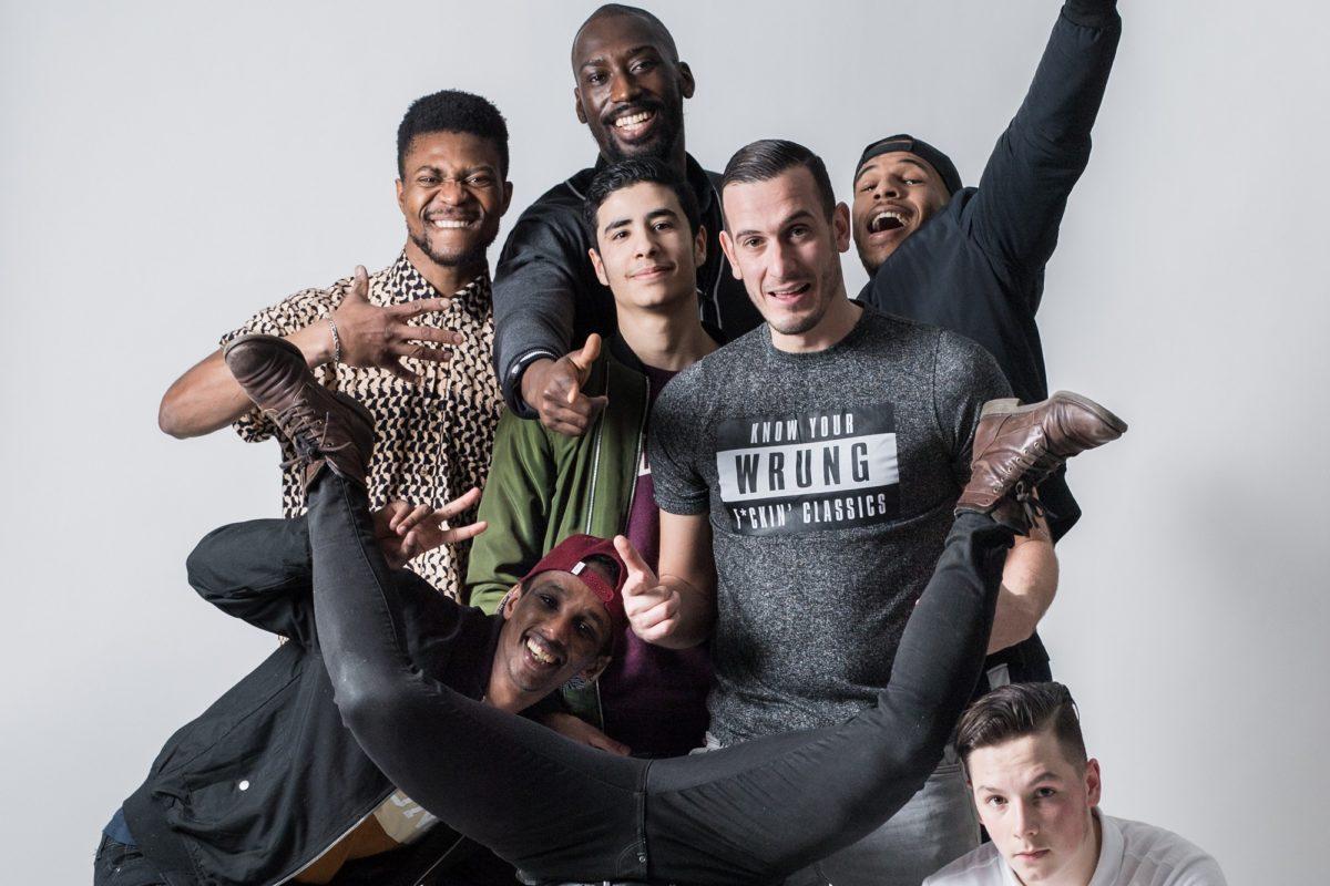 Alle leuke evenementen! : Spectacle de danse Hip-hop Lobby