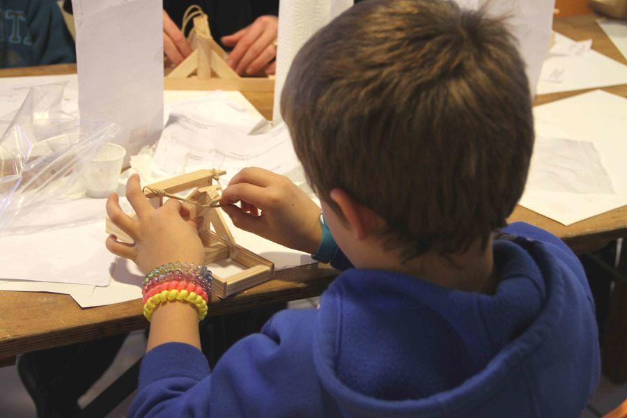 Atelier maquette