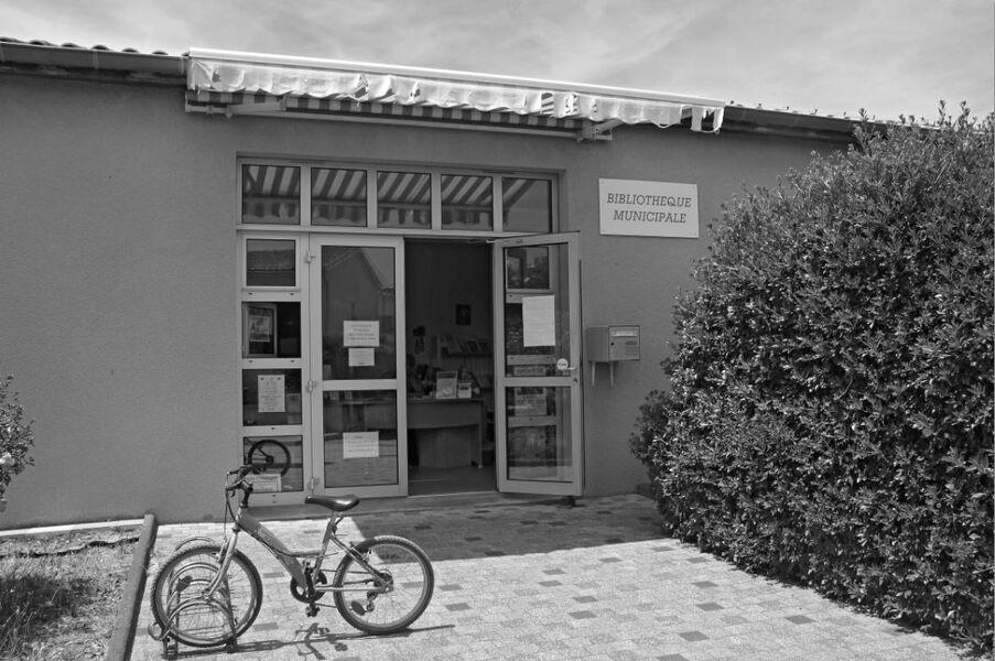 Bibliothèque Municipale dAlba-la-Romaine