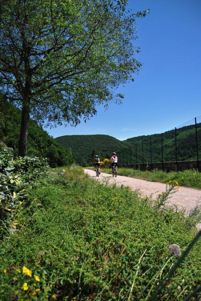 Voie verte Passa Païs - de Mazamet à Bédarieux