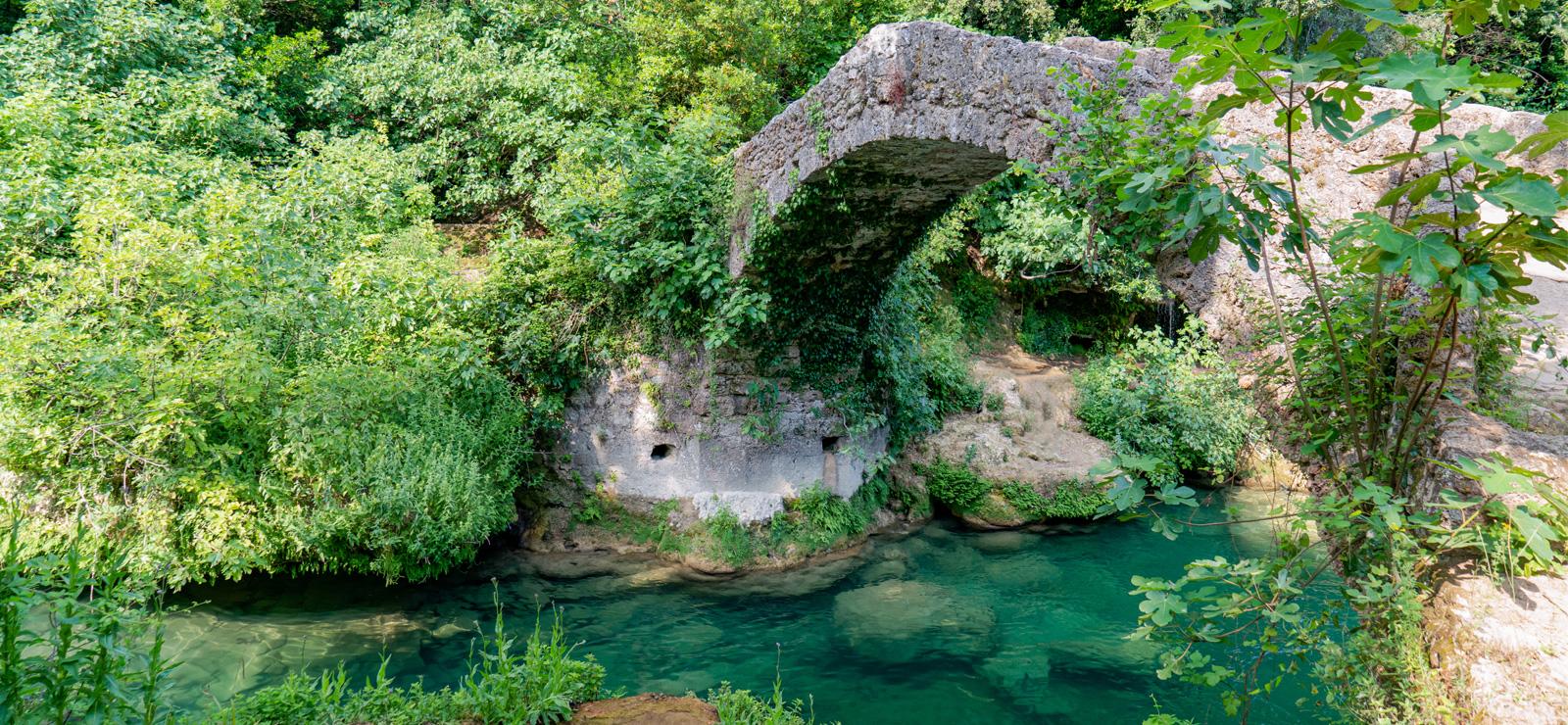 Pont des Tuves Montauroux