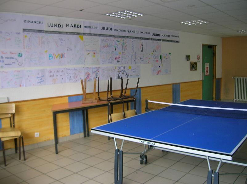 Ping Pong intérieur