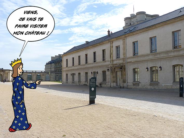 Charles V vous guide