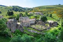Visite guidée de l'abbaye de Mazan - Mazan-l'Abbaye