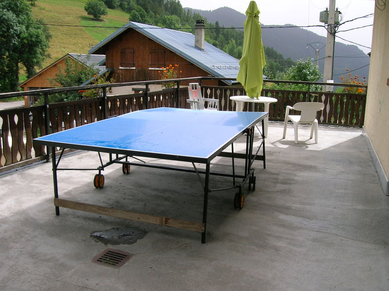 Ping Pong extérieur