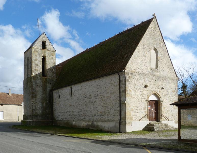 église de Maisoncelles