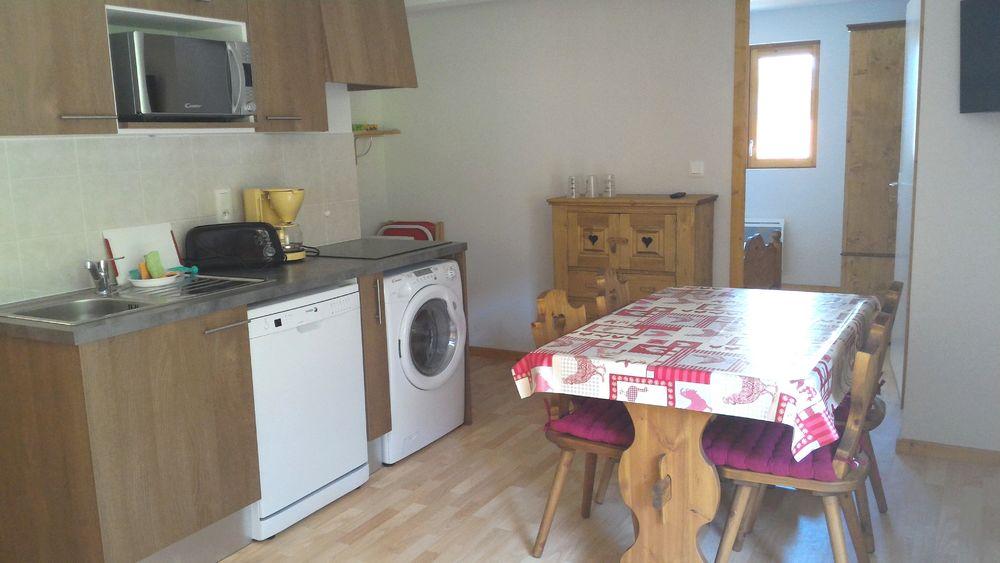 Appartement «TE19» dans résidence – 35m² – 1 chambre – Le Yeti Immo.
