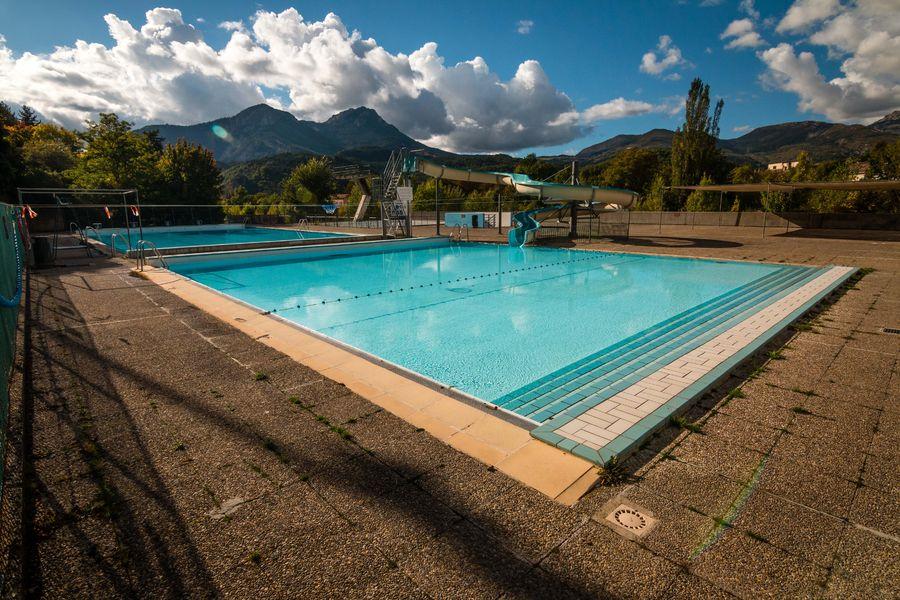 piscine municipale de Castellane