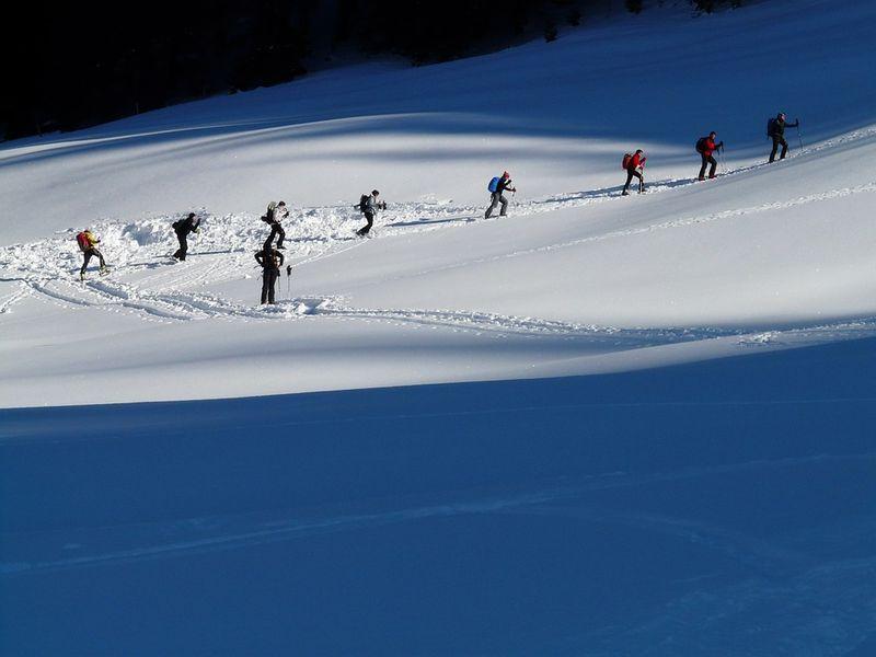 Rassemblement Ski de Randonnée - ©Hans