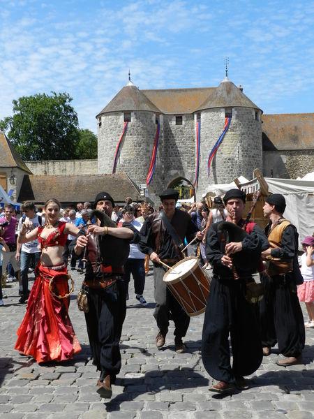 Annulée - Fête Médiévale de Dourdan