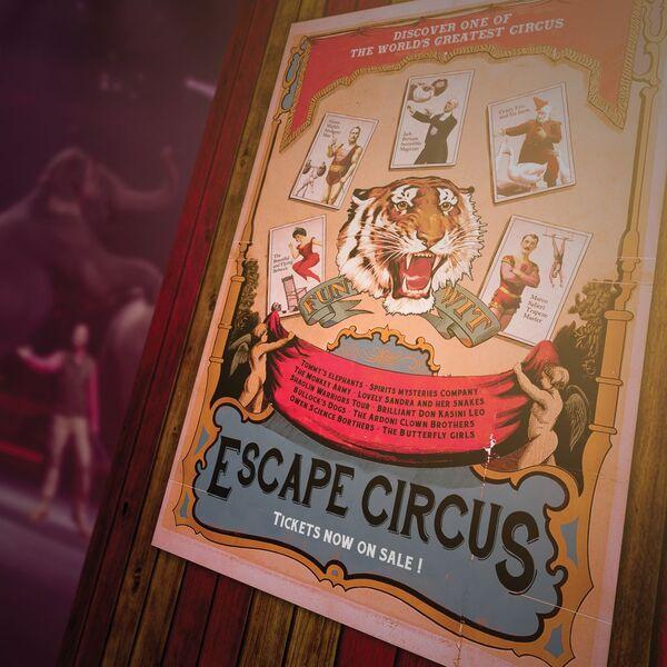 Escape Time Paris Saclay