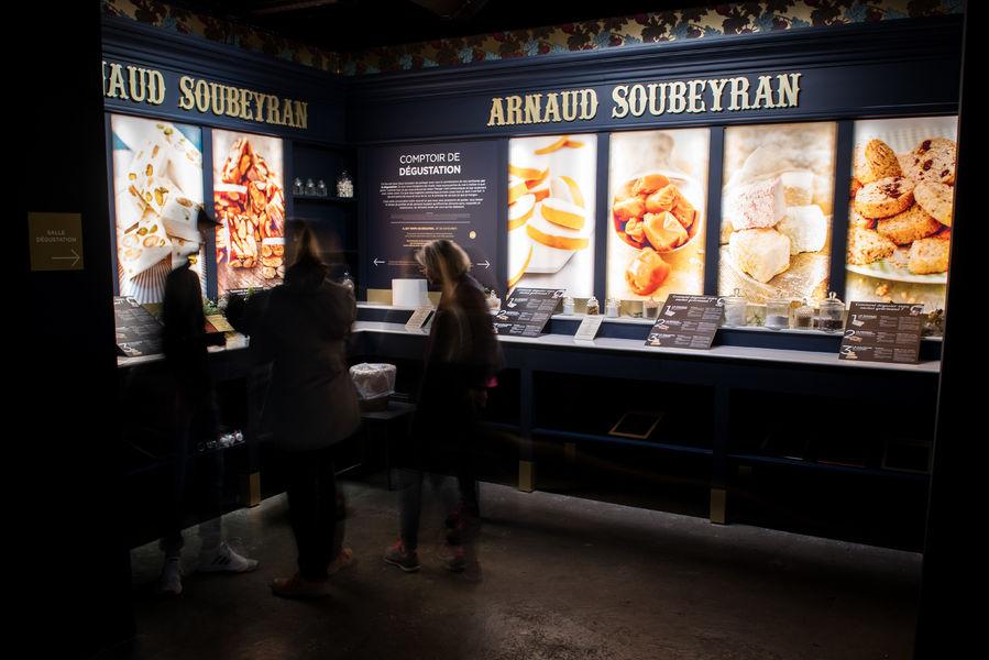 Arnaud Soubeyran Nougat Museum