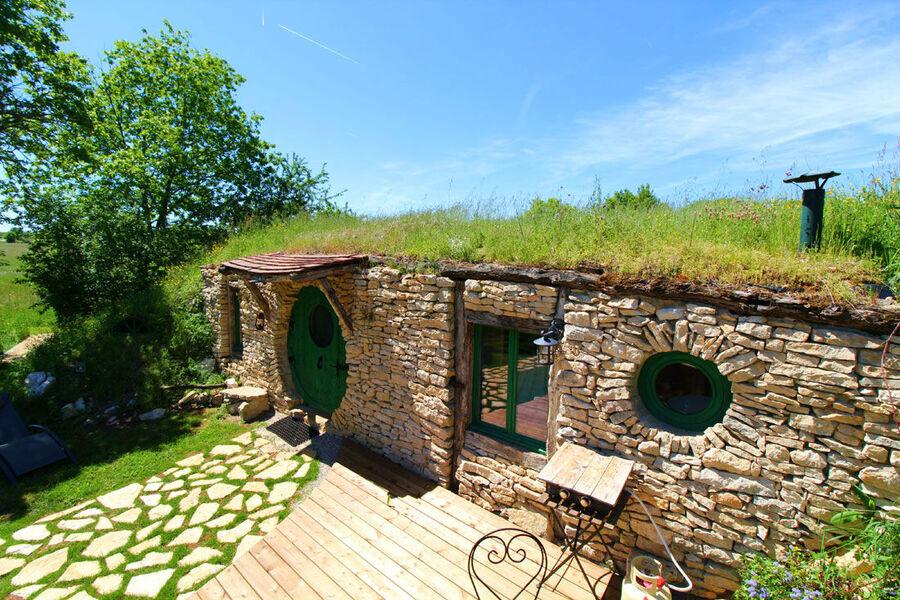 Mas de Saillac - La Maison du Hobbit
